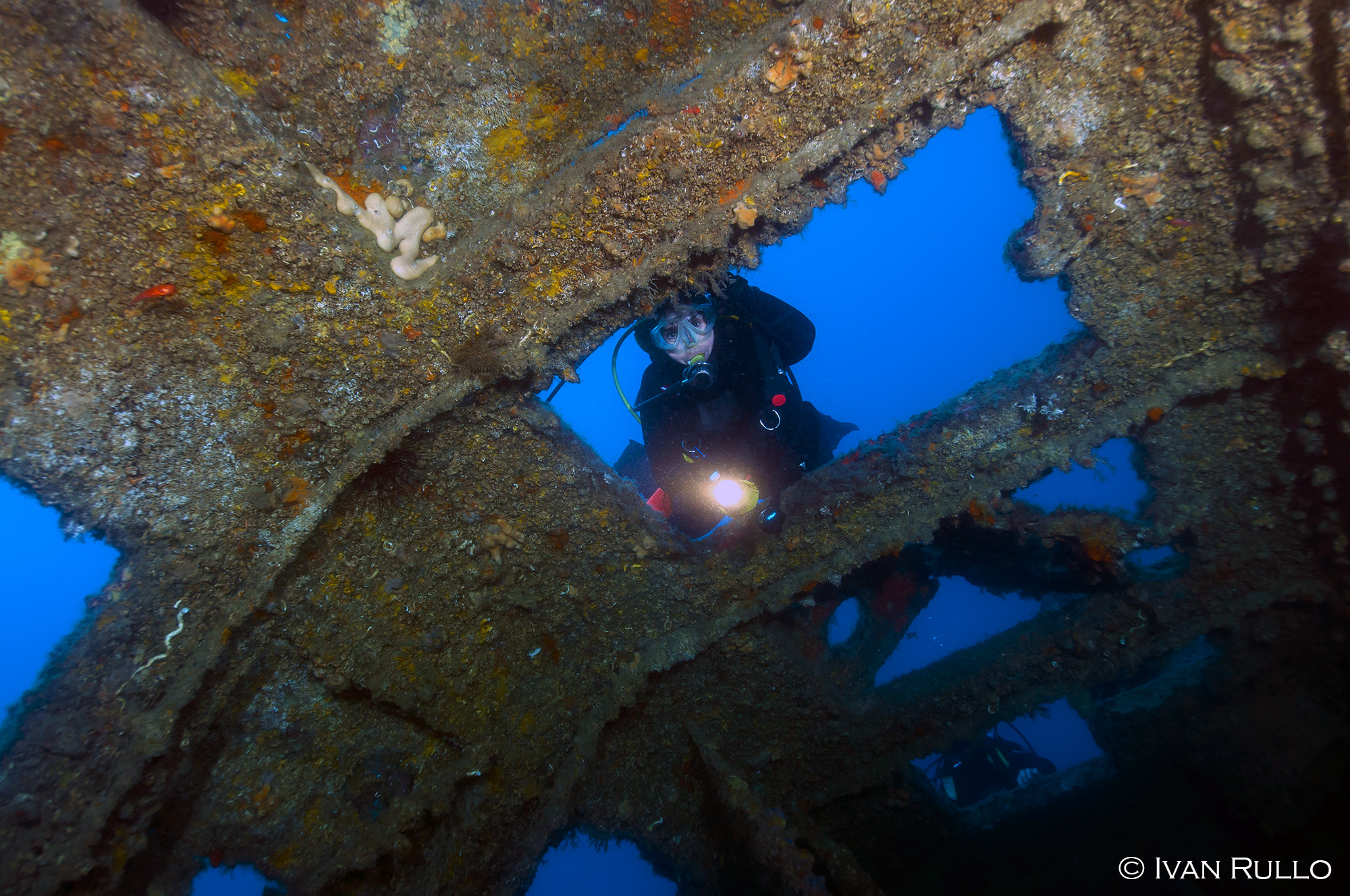 L IR9002 Relitto Laura Cosulich