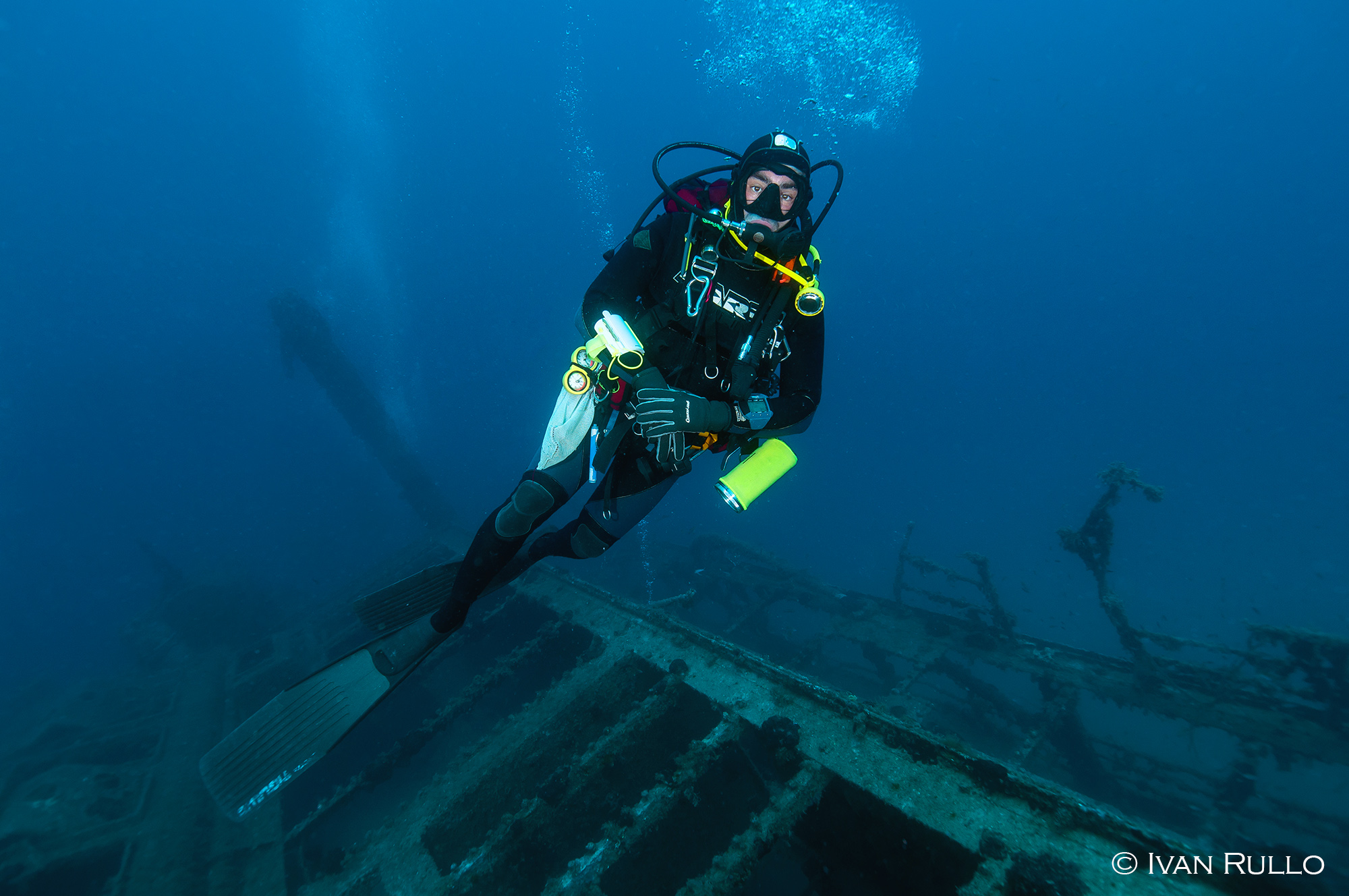 O IR8218 Relitto Laura Cosulich